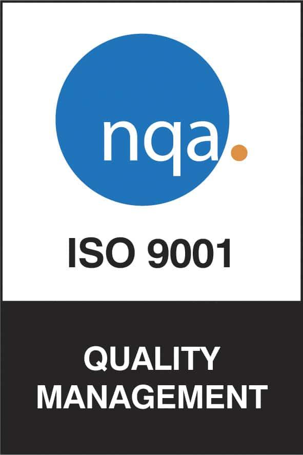 NQA ISO 9001 Quality management