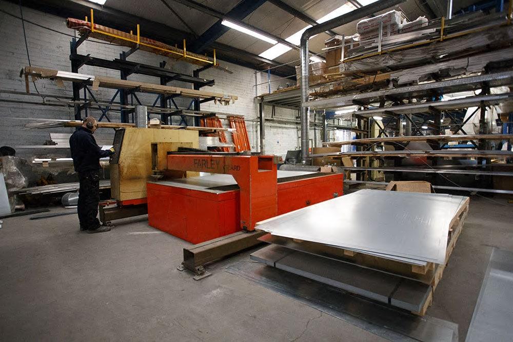 AMS Manufacture Ventilation Equipment in Dublin