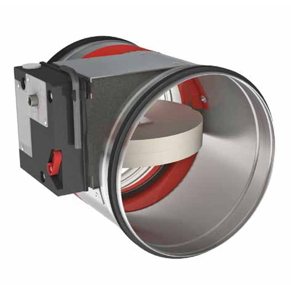 Volume Control Dampers (VCD)